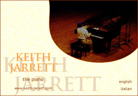 Keith Jarrett - The Piano - www.keith-jarrett.com